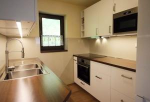 ubytovanie Žember kuchyňa