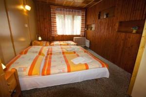 ubytovanie žember - chata žember - spálňa 4